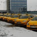 Zkraťte si cestu na letiště prostřednictvím taxi
