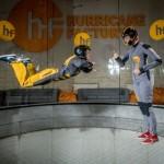 Skydiving versus seskok padákem